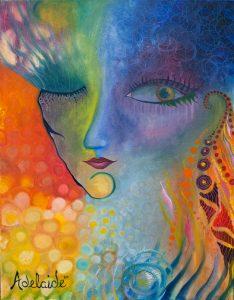 Art By Adelaide -- Adelaide Marcus- Visionary Artist -- Ethic_Goddess