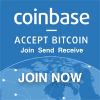 Bitcoin Accepted - Coinbase US Bitcoin Wallet Join Now
